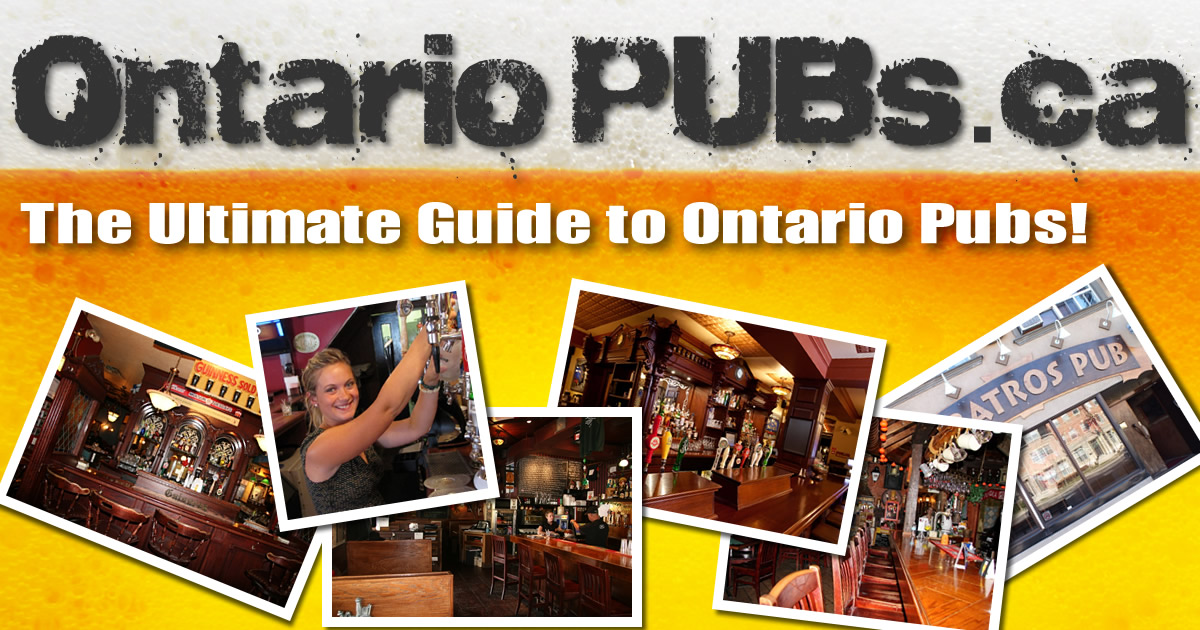 The main goal of OntarioPUBs.ca is to create the ultimate guide to pubs located in Ontario, Canada. There are hundreds of amazing pubs located all over Ontario and we want to showcase them to our visitors through our website.